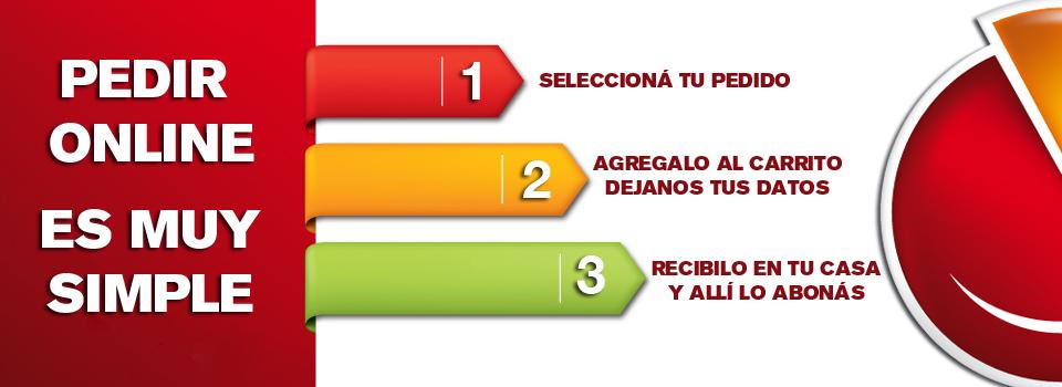 3Pasos
